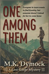 Book Review: One Among Them M.K. Dymock